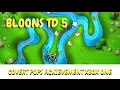 Bloons TD 5 Xbox one - covert pops achievement guide