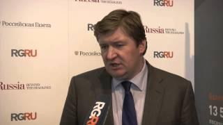 Исполнительный директор Национального инвестиционного агенства Юрий Войцеховский