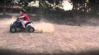 ELECTRIC QUAD BIKE  SUPERIOR TOYS