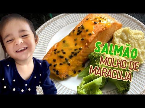 Salmão ao molho de Maracujá from YouTube · Duration:  12 minutes 32 seconds