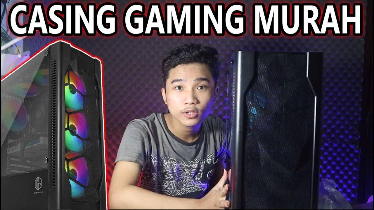 Unboxing Casing Pc Murah Tapi Gak Murahan Cube Gaming Byron Youtube