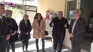 Παράδοση 2 ασθενοφόρων του νοσοκομείου Κιλκίς στο ΕΚΑΒ-Eidisis.gr webTV