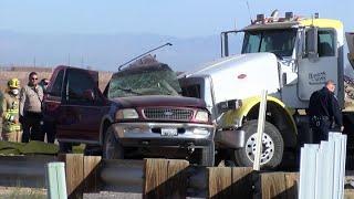 Смертельное ДТП в Калифорнии. 15 человек погибли
