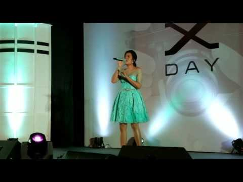 Raisa LDR live performance