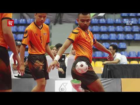 Malaysia bag first gold with chinlone linking win