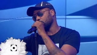 The lyricist slows down tempo and lavishes a smooth instrumental with love themed melodies technique-on-trap bars as he unleashes live performance ...