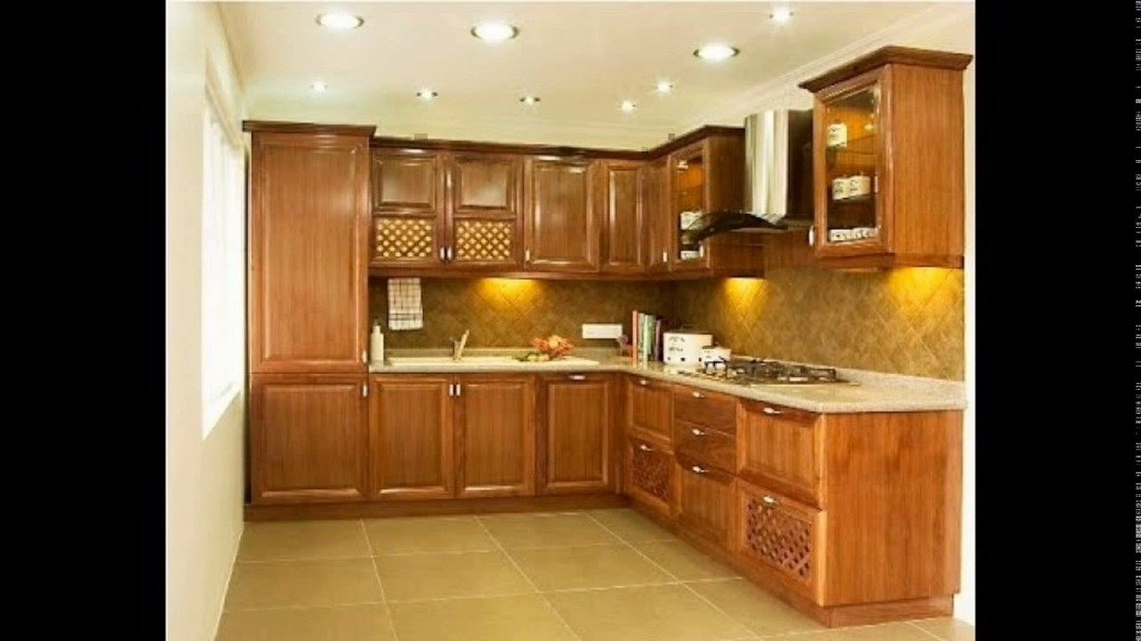 Indian kitchen design for small space youtube for India kitchen designs