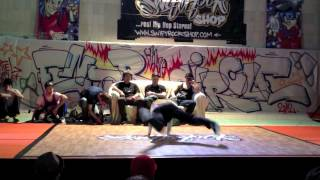 Breakdance Finale - 1 vs. 1 - Enter The Circle