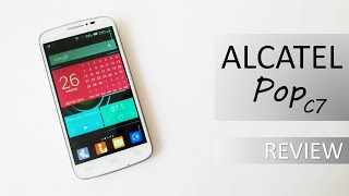 Alcatel Pop C7 completo analisis