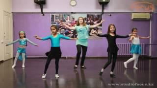 Арабский танец | Детская группа | Dance Studio Focus