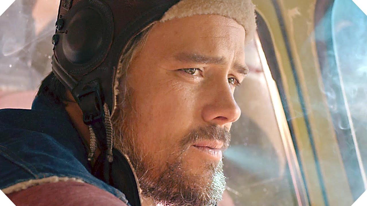 SPACEMAN Movie TRAILER (Josh Duhamel - Dramedy, 2016)
