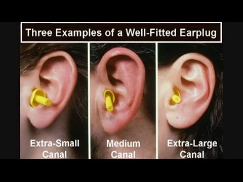 Manufacturer Video of the 3M E-A-R Classic Earplugs, Pillow Paks