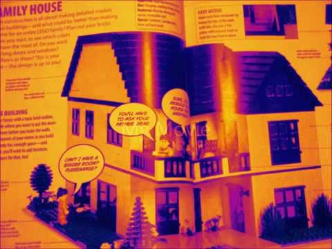 How To Build The Family House From Ideas Book