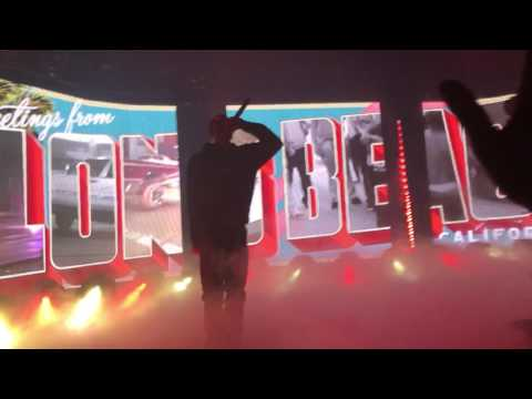 Vince Staples Norf Norf Live Front Row