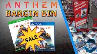 Anthem Has FLOPPED! Abysmal Sales Numbers &  HEAVY Discount Already!