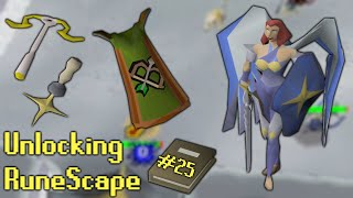 Unlocking RuneScape (#25)