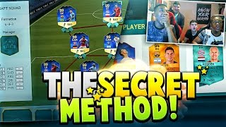 THE ULTIMATE SQUAD! - FIFA 16 ULTIMATE TEAM FUTDRAFT - INSANE FUTDRAFT TRICK!