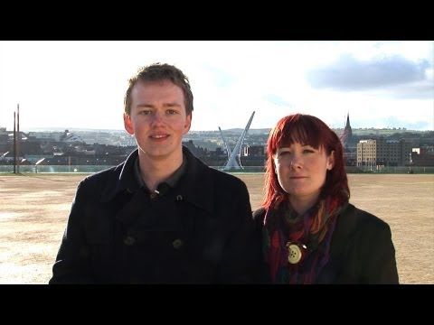 Derry~Londonderry - UK City of Culture - March 2013 - Today's Ireland