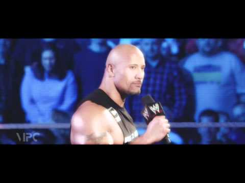 Rock vs Cena - Invincible - Moving Picture Classics