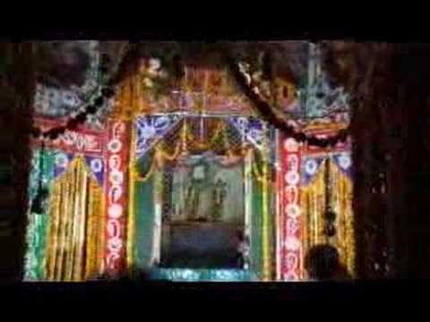 Govindaji Mandir Full Flower Decoration YouTube