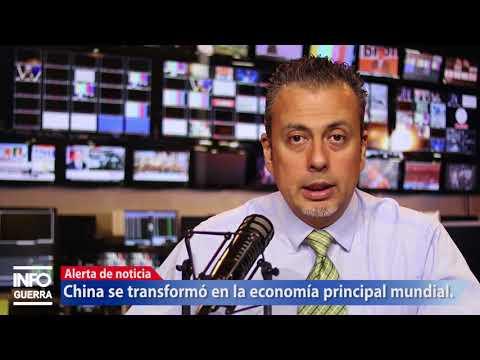 China sobrepasó a EE.UU, transformándose en economía no.1 mundial