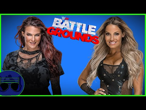 Lita vs Trish Stratus - WWE 2K Battlegrounds |