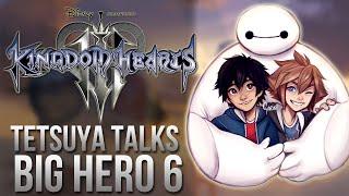 Kingdom Hearts 3 News - Tetsuya Nomura Talks About Big Hero 6