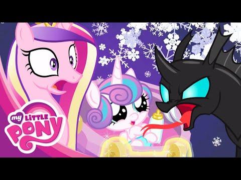 Мультфильм Мой Маленький Пони. Дружба - это чудо. Времена меняются. Оборотень может быть другом?