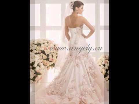 Angely Diamond 2015 Edle Brautkleider Und Hochzeitskleider Bei Lavie Brautmoden In Bochum