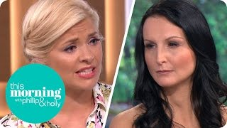 Holly Gets Into Heated Debate With Mum of 12 Over Her £40,000 a Year Benefits | This Morning thumbnail