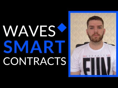 Waves Smart Contracts | How Do They Work?