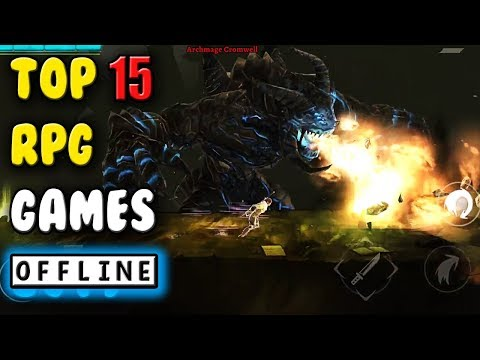 Best OFFLINE RPG Games For Android 2020