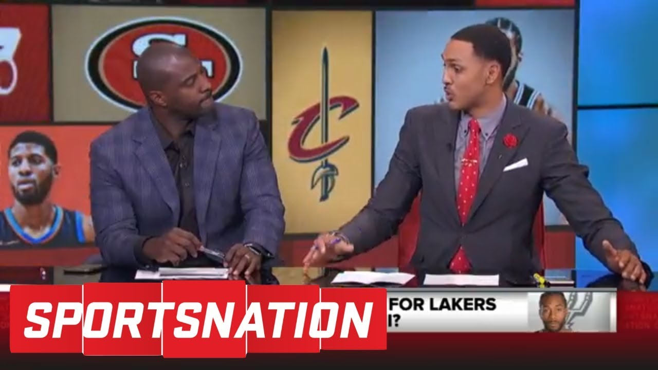 What needs to happen for the Lakers to sign Kawhi Leonard with 48 hours left?   SportsNation   ESPN