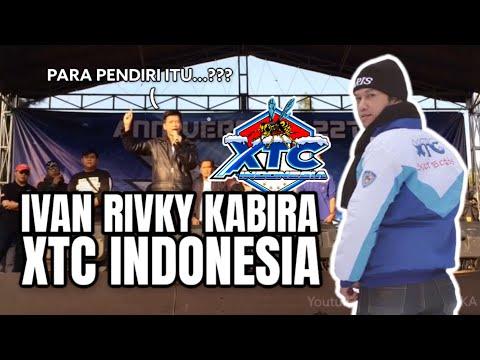 Ketua Umum XTC Indonesia (Ivan Rivky Kabira) - Anniversary 22th XTC 107 Soreang