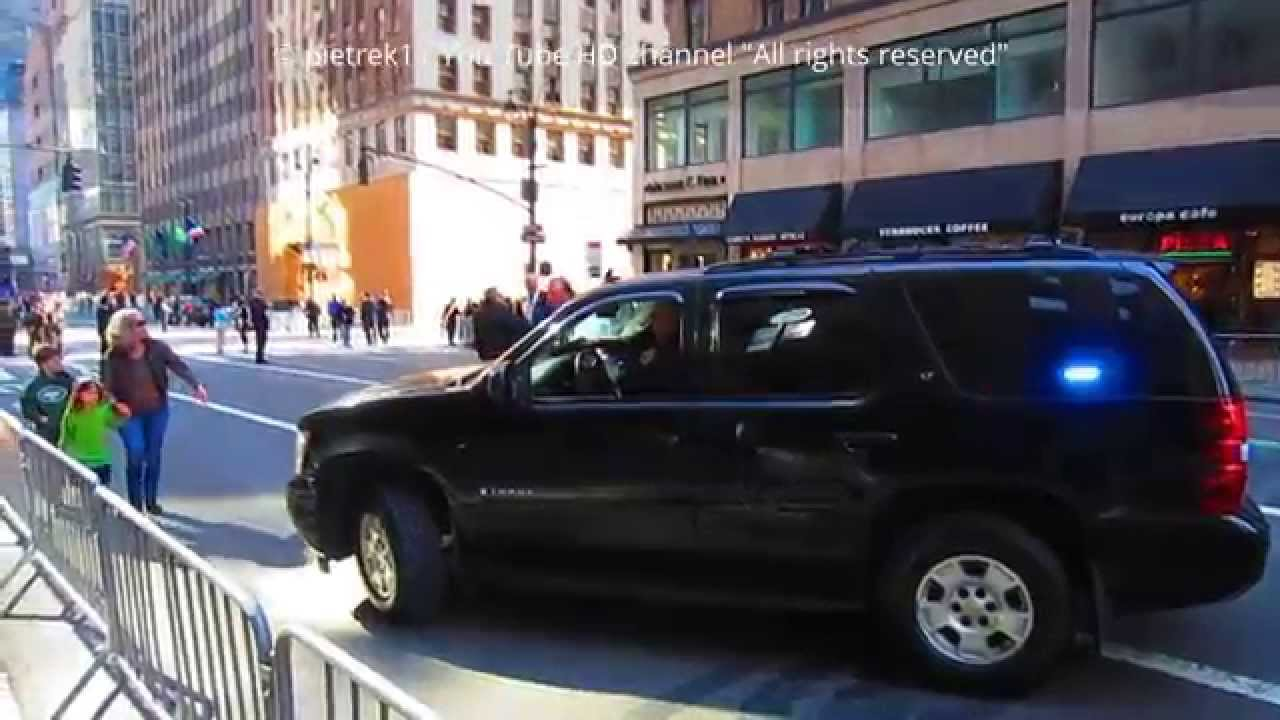 Really Great Undercover Nypd Police Car Responding Usa New