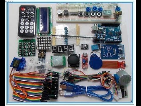 Arduino Geliştirme Kiti Kutu İncelemesi (Aliexpressten 23$ Aldım)