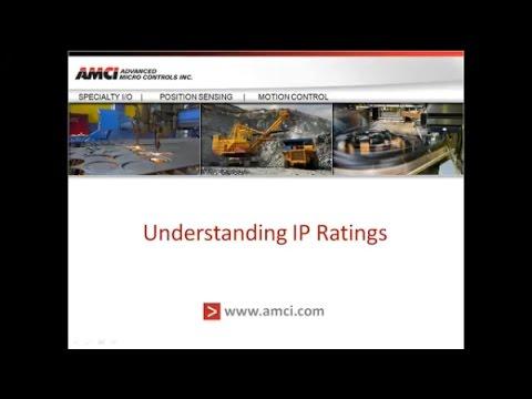 Understanding Ingress Protection (IP) Ratings