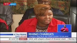 Former KWS board chair Richard Leakey says Balala to blame for rhino deaths