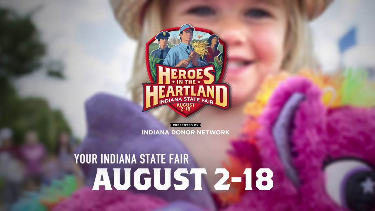 163rd Indiana State Fair in Indianapolis at Indiana State