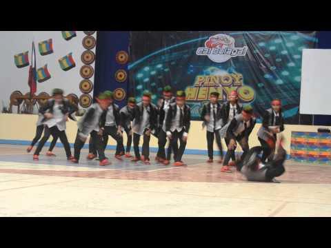 """KDT performance at Eat Bulaga Sayawan """"Zamboanga Peninsula Region"""""""