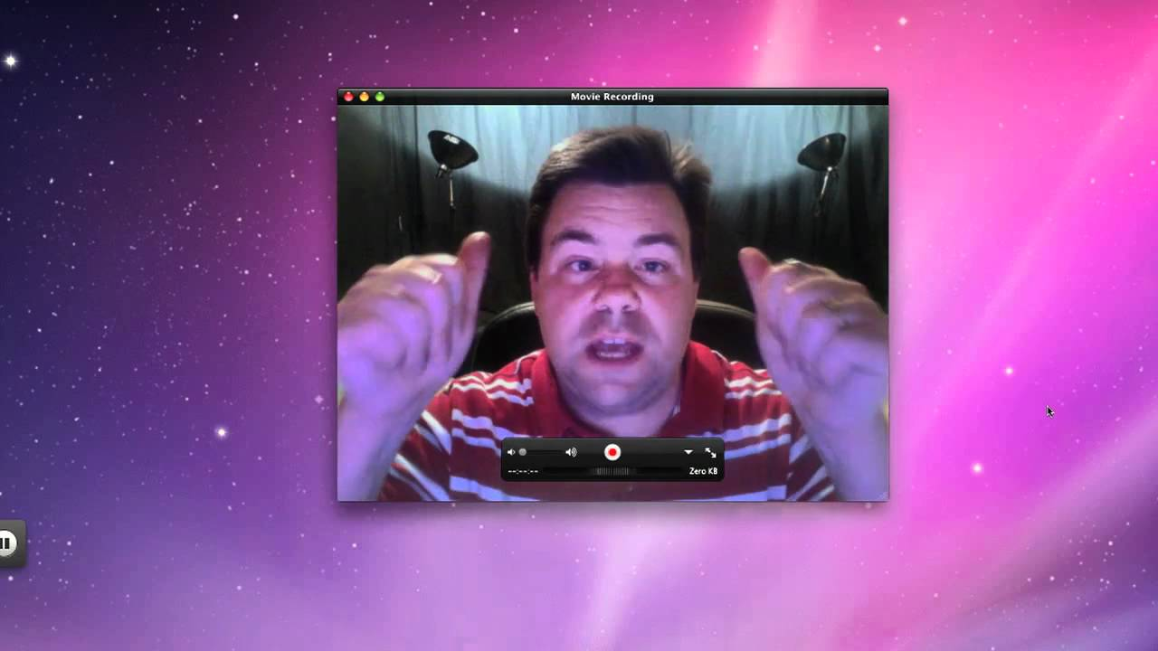 Screen Capture Video  A Lighting Trick For Using Skype, Facetime And Ichat