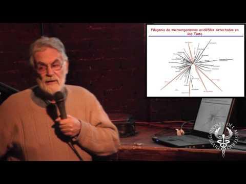 Interés astrobiológico por Ricardo Amils