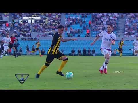Apertura - Fecha 13 - Peñarol 1:1 Nacional - Segundo Tiempo