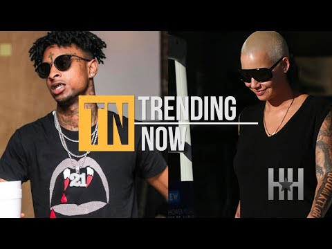 Download Youtube: Amber Rose And 21 Savage Call It Quits - Trending Now