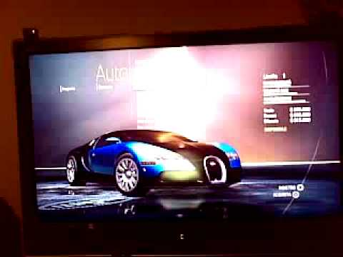 need for speed undercover ps3 bugatti veyron 16 4 youtube. Black Bedroom Furniture Sets. Home Design Ideas