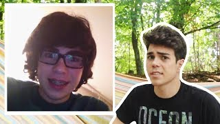I USED TO LOOK LIKE THAT // (reacting to old pictures of me)