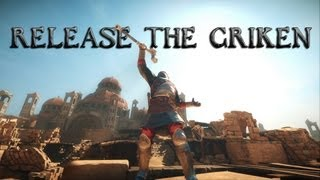 Chivalry Battle Royale: 'Release the Criken'