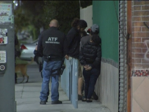 MS-13 Gang Targeted in Sweep Across Los Angeles