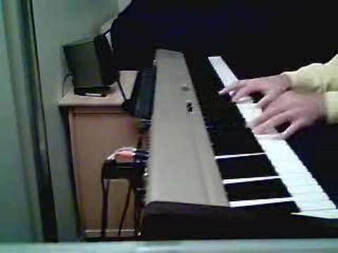 Phantom Planet - California (O.C. Theme Song - Piano Cover)