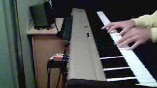 Phantom Planet - California (O.C. Theme Song - Piano Cover)